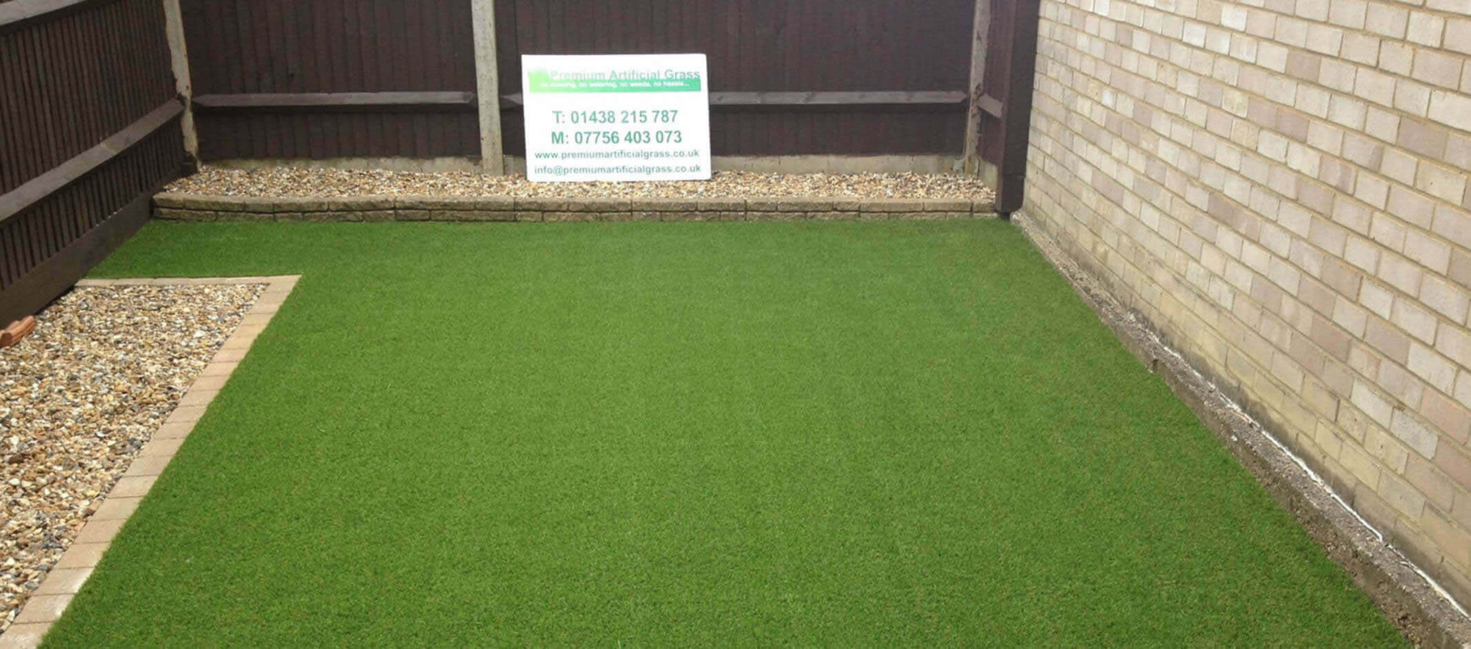 Artificial carpet in Hertfordshire - Premium Artificial Grass